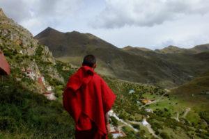 Tibet in September
