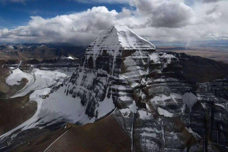 Mount Kailash Birdsview