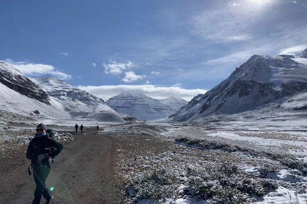 Trekking Mount Kalilash