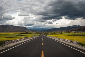 China – Tibet Highway Overland Routes