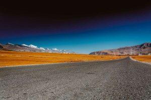 Lalu Weland Tibet Highway