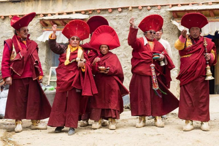 Mount Kailash - Saga Dawa Festival at Tarboche