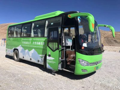 Bus for Tibet Tours