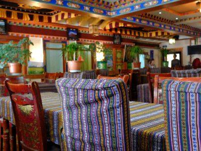 Restaurant in Tibet